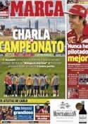 Portada diario Marca del 13 de Marzo de 2014