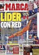 Portada diario Marca del 16 de Marzo de 2014