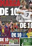 Portada diario Marca del 17 de Marzo de 2014