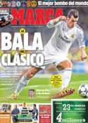 Portada diario Marca del 20 de Marzo de 2014
