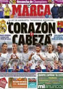 Portada diario Marca del 22 de Marzo de 2014