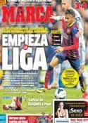 Portada diario Marca del 24 de Marzo de 2014