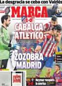 Portada diario Marca del 27 de Marzo de 2014