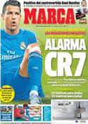 Portada diario Marca del 28 de Marzo de 2014