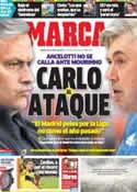 Portada diario Marca del 29 de Marzo de 2014