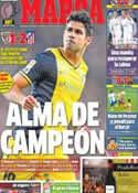 Portada diario Marca del 30 de Marzo de 2014