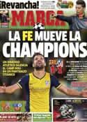 Portada diario Marca del 2 de Abril de 2014