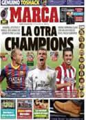 Portada diario Marca del 5 de Abril de 2014