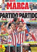 Portada diario Marca del 6 de Abril de 2014
