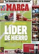 Portada diario Marca del 14 de Abril de 2014