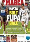 Portada diario Marca del 18 de Abril de 2014