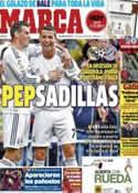 Portada diario Marca del 21 de Abril de 2014