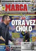 Portada diario Marca del 22 de Abril de 2014