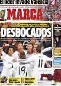 Portada diario Marca del 3 de Mayo de 2014