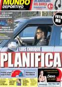Portada Mundo Deportivo del 6 de Mayo de 2014
