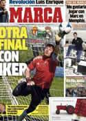 Portada diario Marca del 7 de Mayo de 2014