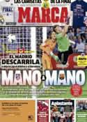 Portada diario Marca del 8 de Mayo de 2014