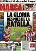Portada diario Marca del 17 de Mayo de 2014