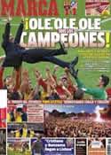 Portada diario Marca del 18 de Mayo de 2014