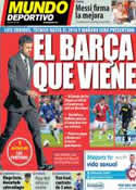Portada Mundo Deportivo del 20 de Mayo de 2014