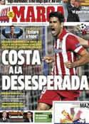 Portada diario Marca del 21 de Mayo de 2014
