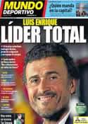 Portada Mundo Deportivo del 22 de Mayo de 2014