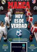 Portada diario Marca del 24 de Mayo de 2014