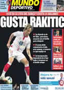 Portada Mundo Deportivo del 27 de Mayo de 2014