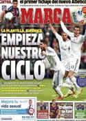 Portada diario Marca del 28 de Mayo de 2014