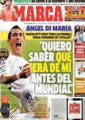 Portada diario Marca del 29 de Mayo de 2014