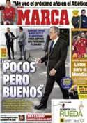 Portada diario Marca del 31 de Mayo de 2014