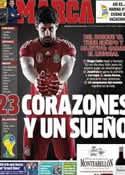 Portada diario Marca del 1 de Junio de 2014