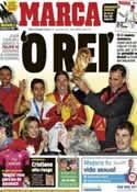 Portada diario Marca del 3 de Junio de 2014