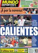 Portada Mundo Deportivo del 7 de Junio de 2014