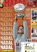Portada diario Marca del 9 de Junio de 2014