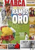 Portada diario Marca del 11 de Junio de 2014