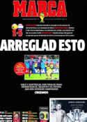 Portada diario Marca del 14 de Junio de 2014