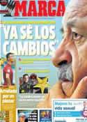 Portada diario Marca del 17 de Junio de 2014