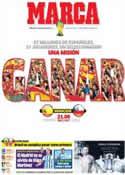 Portada diario Marca del 18 de Junio de 2014