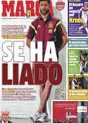 Portada diario Marca del 20 de Junio de 2014