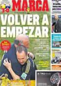 Portada diario Marca del 24 de Junio de 2014