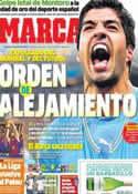 Portada diario Marca del 27 de Junio de 2014