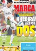 Portada diario Marca del 28 de Junio de 2014