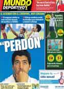 Portada Mundo Deportivo del 1 de Julio de 2014