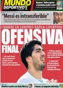 Portada Mundo Deportivo del 3 de Julio de 2014