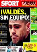 Portada diario Sport del 4 de Julio de 2014