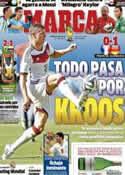 Portada diario Marca del 5 de Julio de 2014