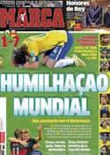 Portada diario Marca del 9 de Julio de 2014