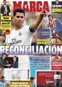Portada diario Marca del 11 de Julio de 2014
