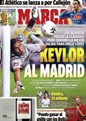 Portada diario Marca del 16 de Julio de 2014